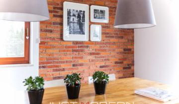 Passer murstein i det moderne kjøkkenet?